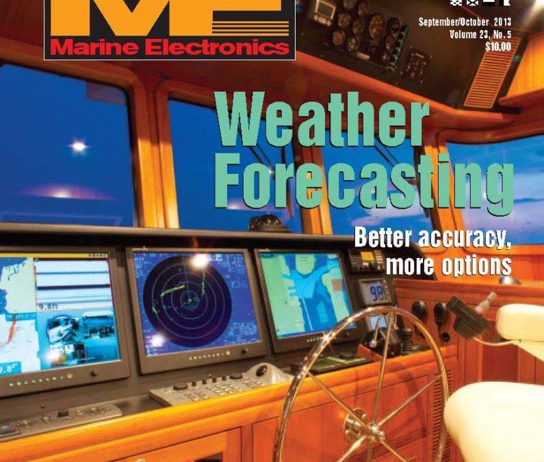 Cover of MEJ Magazine