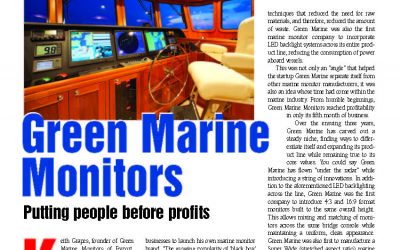 Member Profile Article, MEJ Magazine